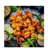 Chicken Tikka/ Mint Tikka