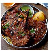Lamb Chop Masala