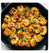 Shrimp Masala