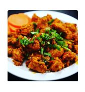 Chicken Tikka/Chicken Chhoila Naanwala (Available From 11:30AM To 2:30PM)