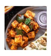 Fresh Tawa Veg/Kadhai Paneeer Naan wala (Paneer) (Available From 11:30AM To 2:30PM)