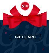 Gift Card $10